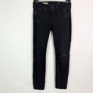 AG Adriano Goldschmied Jeans Womens 26 Stevie Ankl